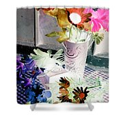 Country Comfort - Photopower 513 Shower Curtain