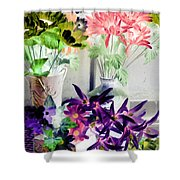 Country Comfort - Photopower 514 Shower Curtain