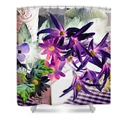 Country Comfort - Photopower 523 Shower Curtain