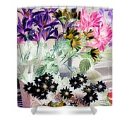 Country Comfort - Photopower 528 Shower Curtain
