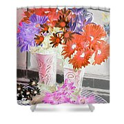 Country Comfort - Photopower 536 Shower Curtain