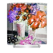 Country Comfort - Photopower 537 Shower Curtain