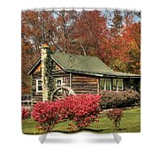 Country Cottage II Shower Curtain