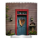 Country Door Shower Curtain