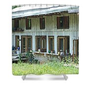 Country Gazing Shower Curtain