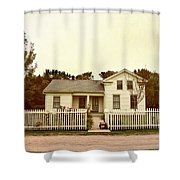 Country Home Shower Curtain