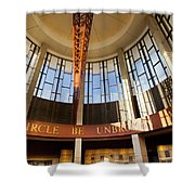 Country Music Hall Of Fame Shower Curtain