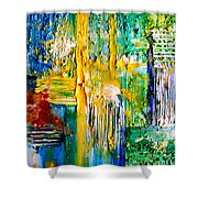 Country Pastures Shower Curtain