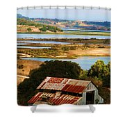 Country Side Shower Curtain