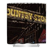 Country Store Shower Curtain