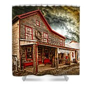 Country Store Washington Town Ky Shower Curtain