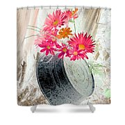 Country Summer - Photopower 1499 Shower Curtain