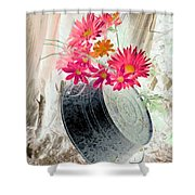 Country Summer - Photopower 1500 Shower Curtain