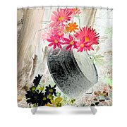 Country Summer - Photopower 1502 Shower Curtain