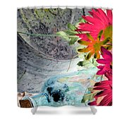 Country Summer - Photopower 1511 Shower Curtain