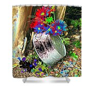 Country Summer - Photopower 1516 Shower Curtain
