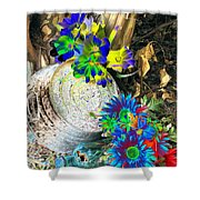 Country Summer - Photopower 1519 Shower Curtain