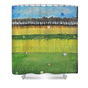 County S Shower Curtain