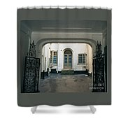 Courtyard St. Petersburg, Russia Shower Curtain