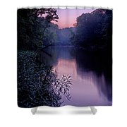 Coutois Creek Shower Curtain