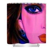 Couverture Treasure Art 1 Shower Curtain
