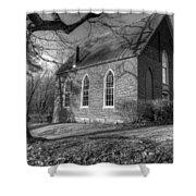 Cove Presbyterian Church Shower Curtain