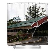 Covered Bridge Jackson Shower Curtain