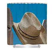 Cowboy Days Shower Curtain
