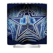 Cowboys Vacation Shower Curtain