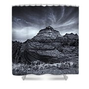 Coyote Buttes Cloud Explosion Shower Curtain
