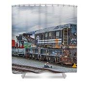 Cr Crane 45210   7d02539h Shower Curtain