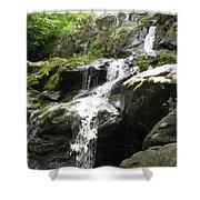 Crabtree Waterfall  Shower Curtain