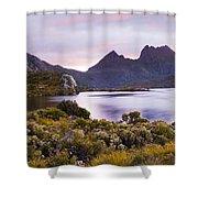 Cradle Mountain Tasmania Shower Curtain