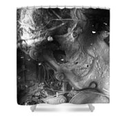 Cradle Of Stress  Shower Curtain