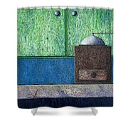 Crafting Creation Shower Curtain