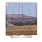 Craig Colorado Panorama Shower Curtain