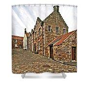 Crail Scotland Shower Curtain