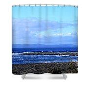 Crashers  Shower Curtain