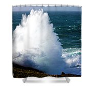Crashing Wave Shower Curtain