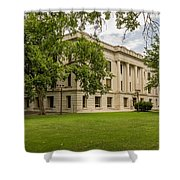 Crawford County Courthouse Shower Curtain