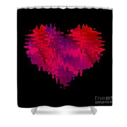 Crazy Love 2 Shower Curtain