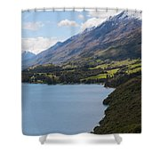Created Beauty Shower Curtain