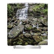 Creek Falls Shower Curtain
