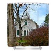 Crescent Hill Baptist Church Shower Curtain