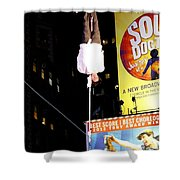 Criss Angel Shower Curtain