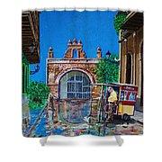 Capilla De Cristo - Old San Juan Shower Curtain