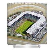 Croke Park Shower Curtain