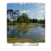 Croome Park 82 Shower Curtain
