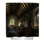 Cropwell Bishop Shower Curtain
