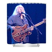 Crosby Concert View Shower Curtain